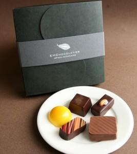 eh chocolatier box