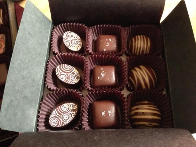 eh chocolatier caramels