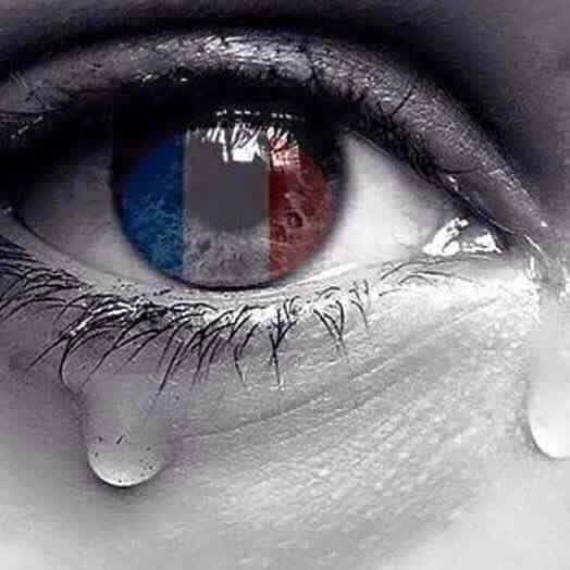 france tears